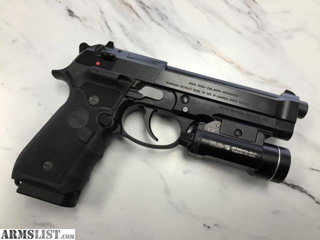 Armslist For Sale Used Like New Beretta 92a1 9mm With