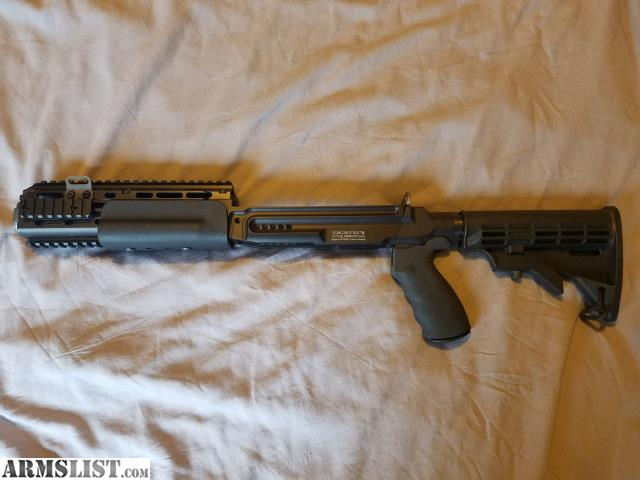 ARMSLIST - For Sale: Clyde Armory SCAR/CQB Stock for Mini-14