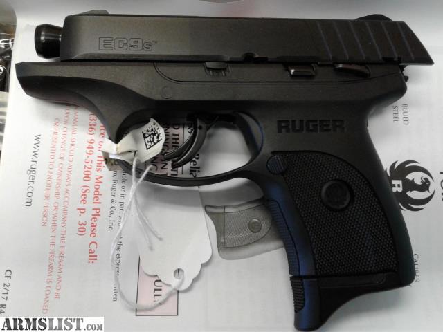 Ruger Ec9 Accessories