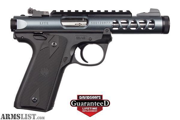 Armslist For Sale Ruger Mark Iv 22 45 Lite 22lr Blue
