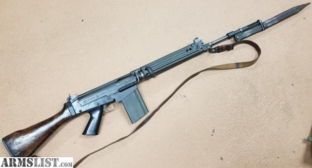 Ps90 For Sale >> ARMSLIST - For Sale/Trade: G1 FAL FN Imbel 7.62