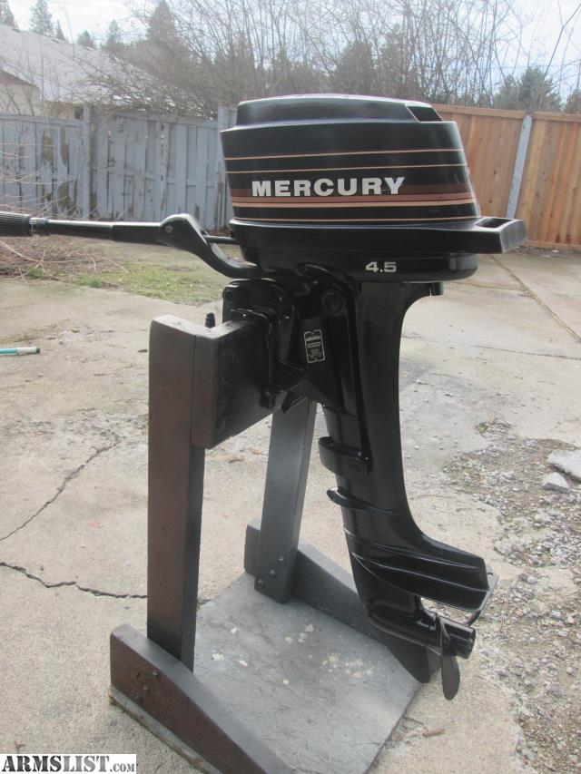 Armslist for sale trade clean mercury outboard for 5hp outboard motor for sale