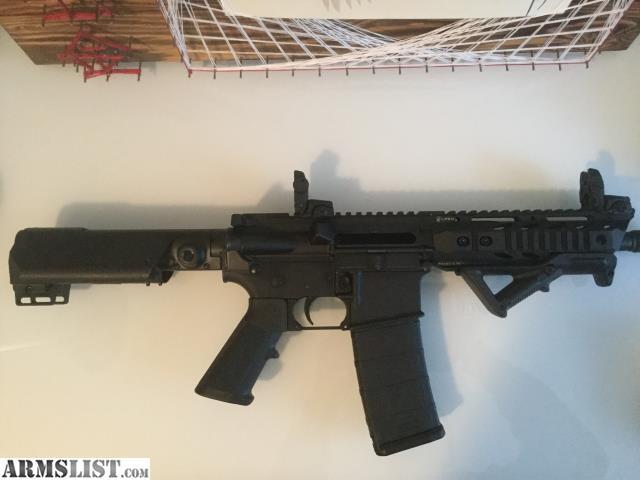 armslist for sale bad juju ar pistol. Black Bedroom Furniture Sets. Home Design Ideas
