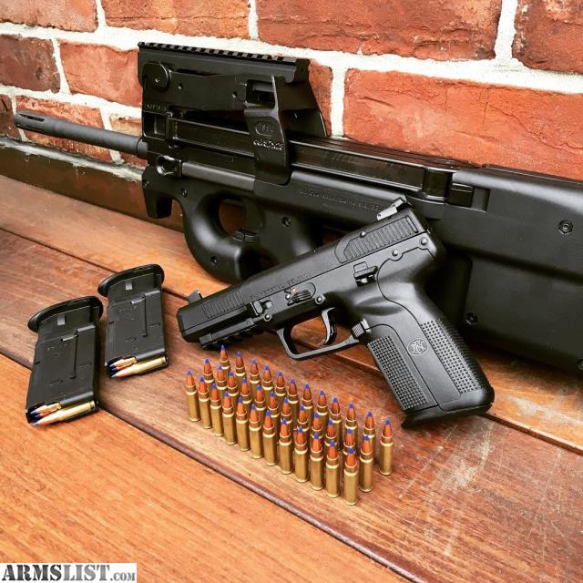 Want To Buy: Fn 5.7x28mm Pistol Or PS90