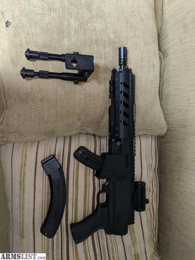 Armslist For Sale Ruger 22 Charger Takedown Wati Tactical Stock
