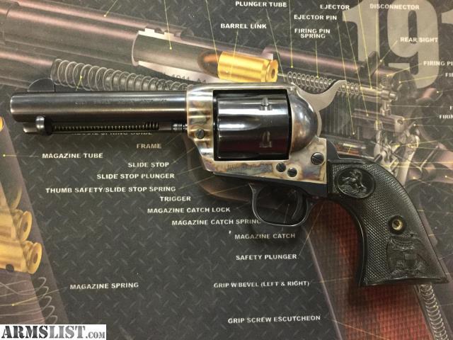 ARMSLIST - For Sale: Colt Single Action Army