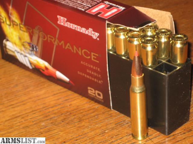 ARMSLIST - For Sale: NEW  308 165 gr  Hornady SST