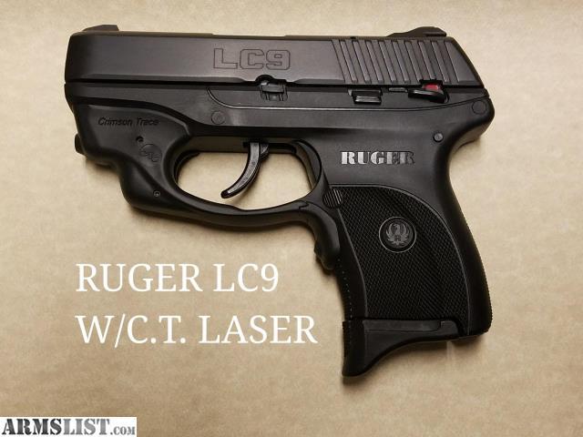 Armslist For Sale Ruger Lcp 9mm Wcrimson Trace