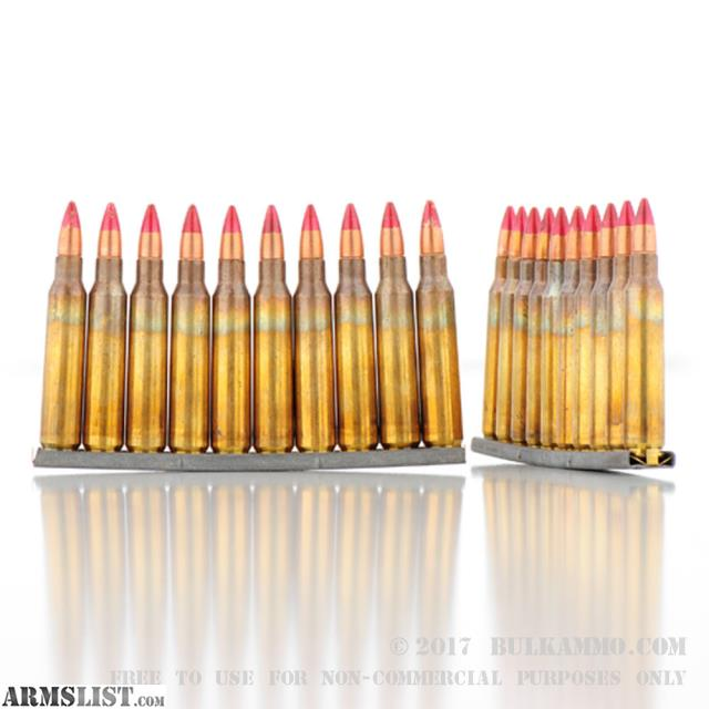 For Sale/Trade: Tracers Lake City 5.56 Ammo On