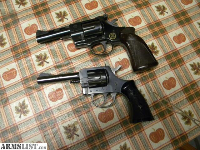ARMSLIST - For Sale: Revolvers