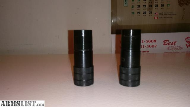 ARMSLIST - For Sale: stoeger extended chokes
