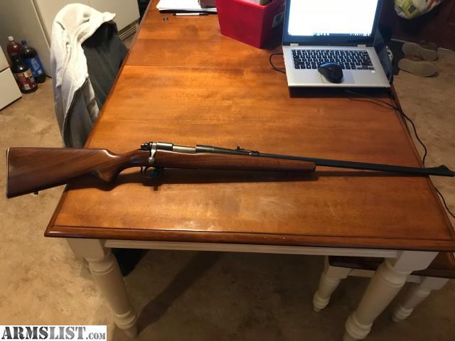 ARMSLIST - For Sale: Winchesters, Remington Custom flintlock