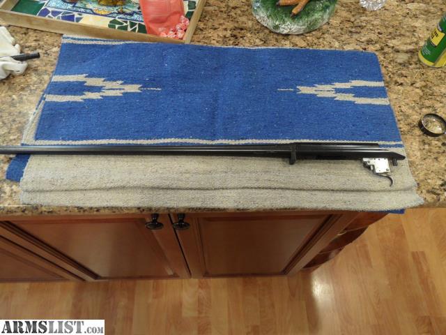 ARMSLIST - For Sale: M1 Garand Barrel, Remington 788 Barrel