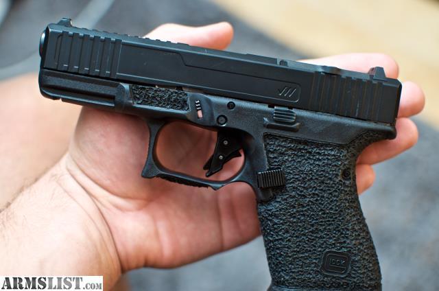 Armslist For Sale Trade Jagerwerks Custom Glock 19