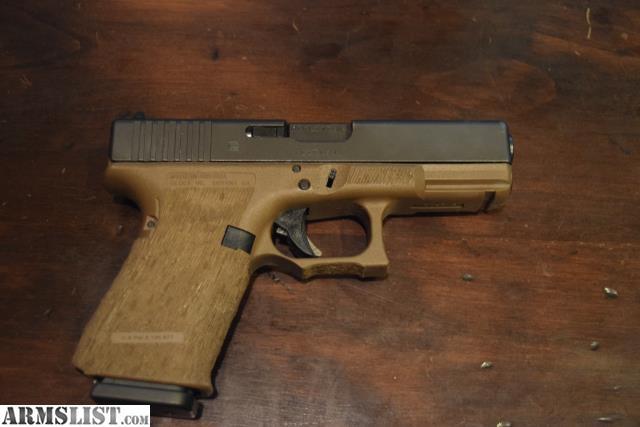 Armslist For Sale Glock 19 Gen 4 Stippled