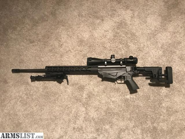 ARMSLIST - For Sale: Ruger Precision Rifle 6.5 Creedmoor