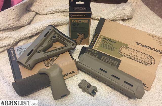 Armslist For Sale Magpul Ar15 Furniture