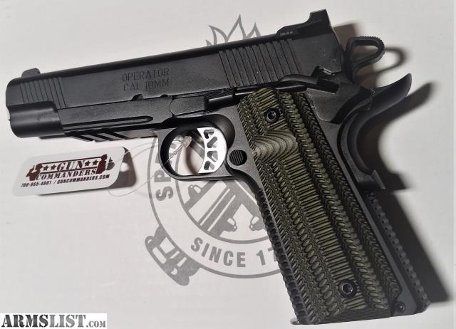 ARMSLIST - For Sale: Springfield TRP 10mm