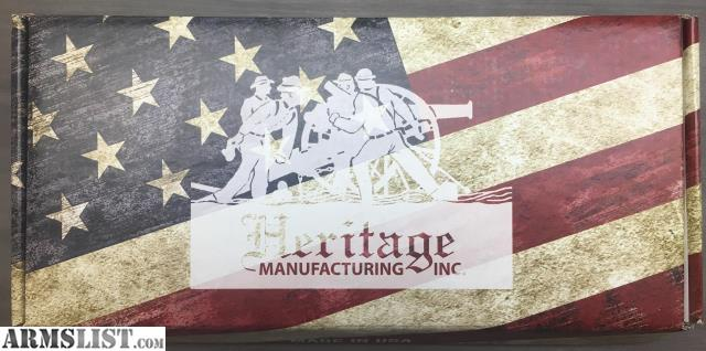 Armslist for sale nib heritage rough rider 22 lr for Golden nugget pawn jewelry holiday fl