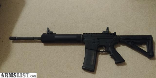 Armslist For Sale Colt Ar15 Le6900