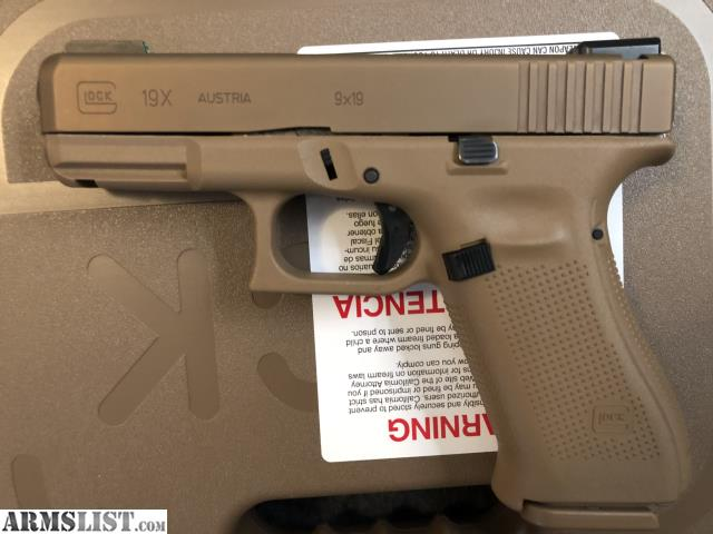 Ps90 For Sale >> ARMSLIST - For Sale/Trade: Glock 19x