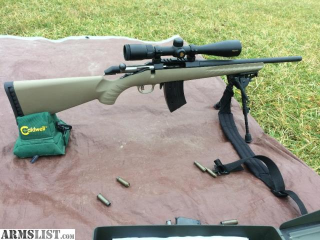 ARMSLIST - For Sale: Ruger American Ranch 7 62x39