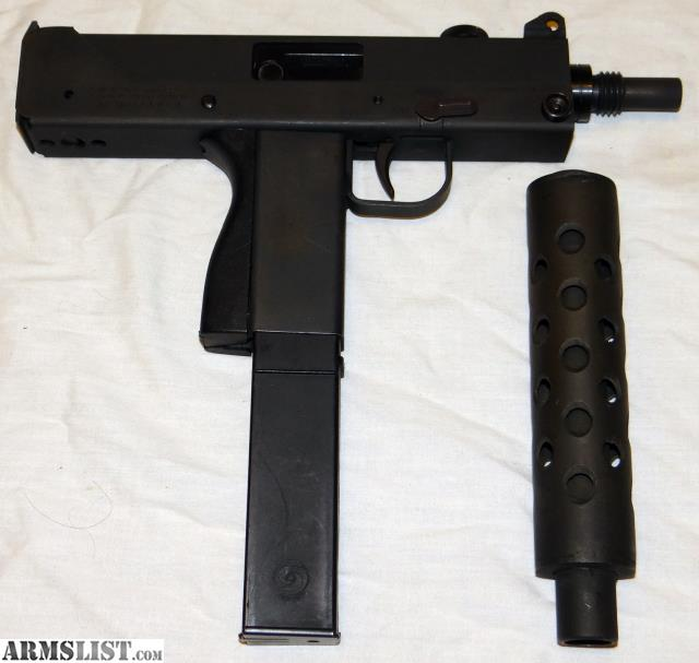 For Sale: Cobray Mac-11 M11 9mm