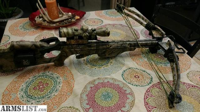 Armslist For Sale Tenpoint Titan Hlx Crossbow