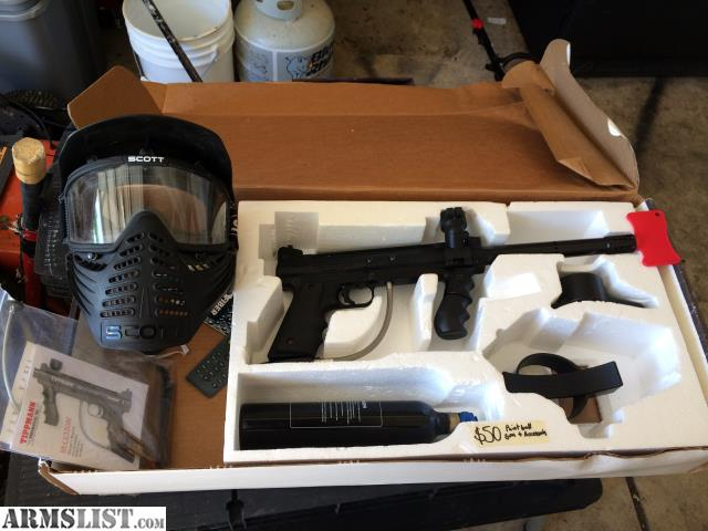 Armslist for sale for sale paintball equipment lot for Allotment tools for sale