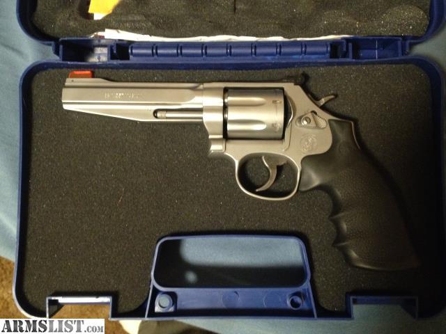 For Sale SW Model 686 Plus Pro Series 7 Shot 357 Moon Clips W Professional Trigger Job
