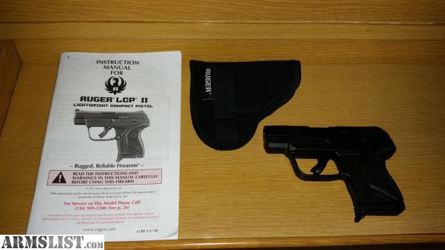 armslist for sale ruger lcp 2 rh armslist com ruger lcp 2 user manual ruger lcp 2 owners manual