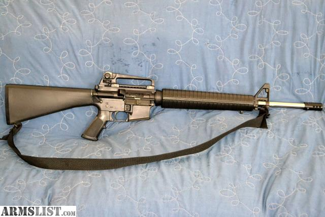 Armslist For Sale Bushmaster Xm15 Es2 Ar15 Scope Mount