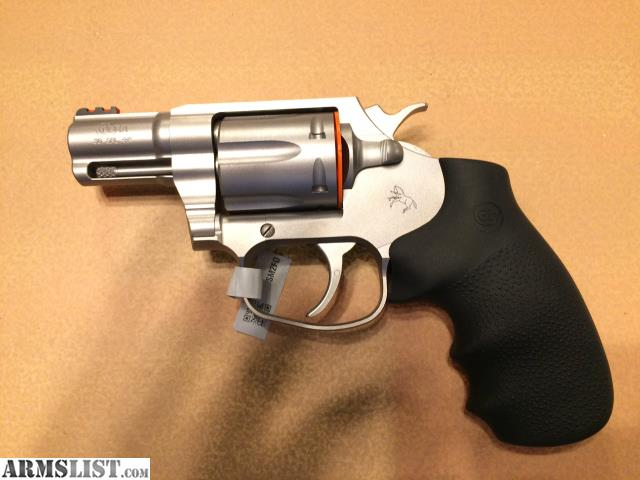 First Look The Legendary Colt Cobra Revolver Strikes Back