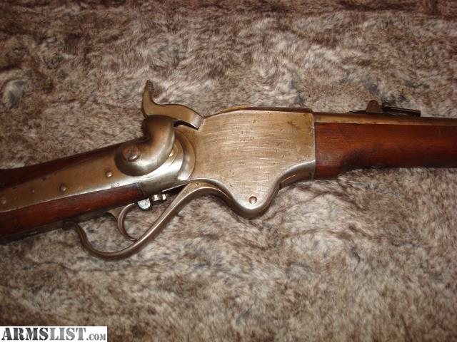 ARMSLIST - For Sale: 1865 SPENCER CARBINE