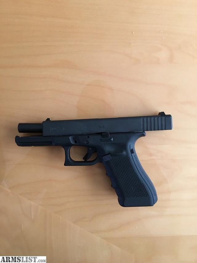 armslist for sale glock 17 gen 4 lnib Glock 17 Gen 5 Glock 17 Gen 3