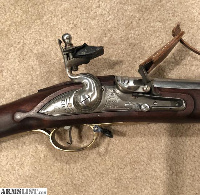 ARMSLIST - For Sale: Pedersoli Brown Bess Musket