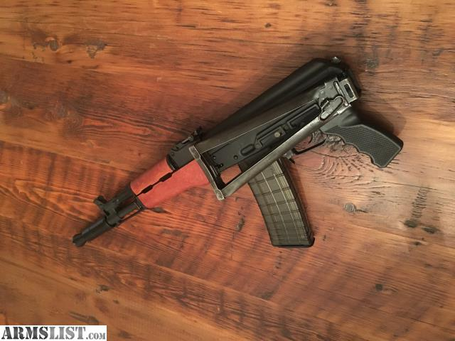 ARMSLIST - For Sale: Arsenal SLR 106CR 5 56 AK47 Maryland legal