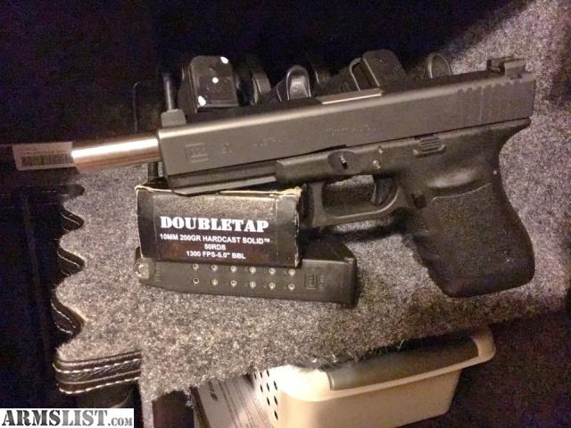 ARMSLIST - For Sale/Trade: Glock 20 10mm Lone Wolf Extended