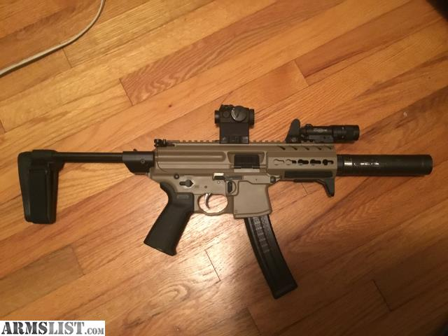 Top Five Sig Mpx K Fde - Circus