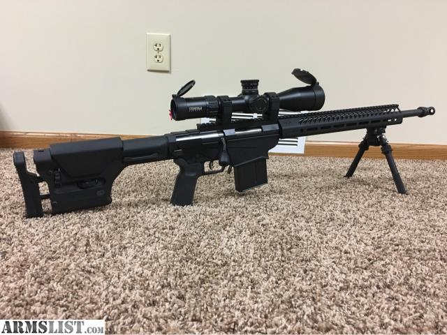 Armslist For Sale Upgraded Ruger Precision Rifle In 308
