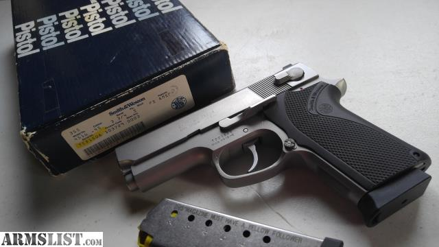 ARMSLIST - For Sale: Smith & Wesson 45 cal semi-automatic pistol