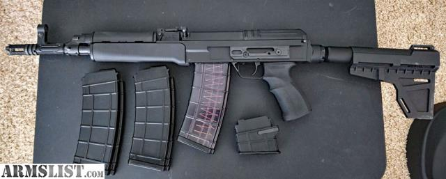 ARMSLIST - For Sale: VZ 58 5 56 w/pistol brace
