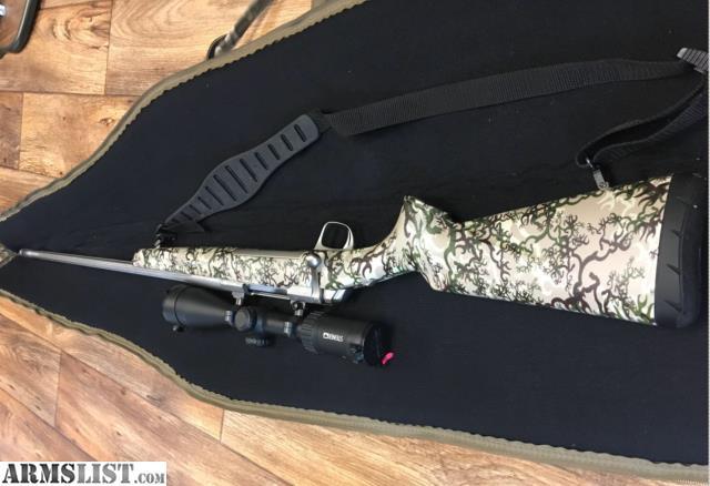 ARMSLIST - For Sale: Browning X-Bolt 26 Nosler Long Range