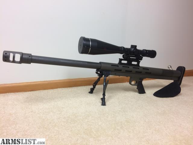 Armslist For Saletrade Lar Grizzly Big Boar 50 Bmg