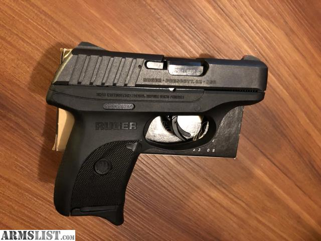 ARMSLIST - For Sale: Ruger EC9S gun OR concealed package for