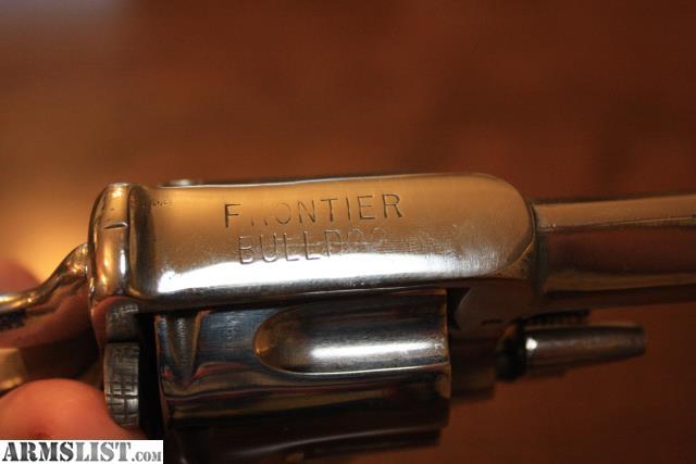 Image result for belgian frontier bulldog revolver