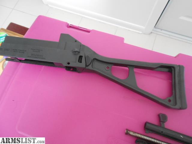 ARMSLIST - For Sale: HK UMP  45 ACP FACTORY PARTS KIT