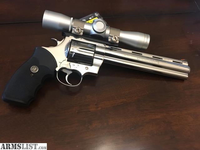 "ARMSLIST - For Sale/Trade: Colt Anaconda 8"""