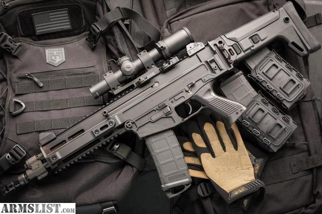 ARMSLIST - For Sale: CZ Bren 805 ACR Stock Adapter by ...