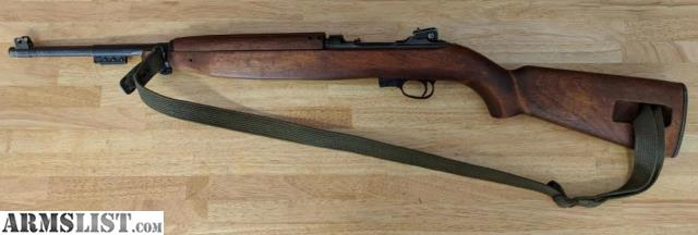 winchester m1 carbine production dates